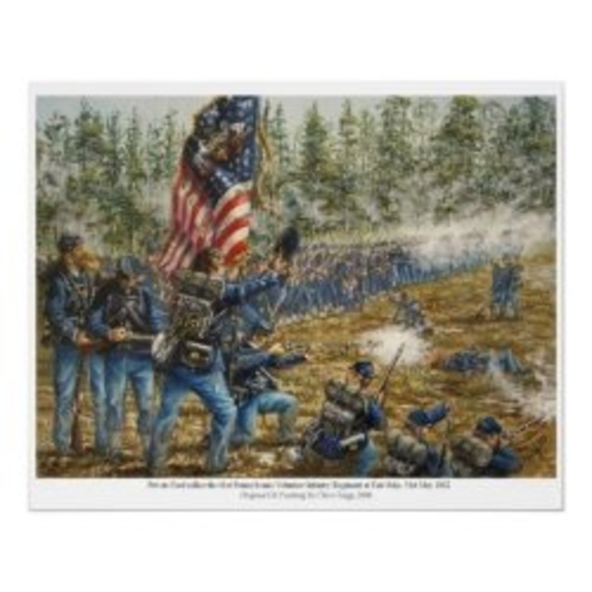 What Was in the Civil War Soldier's Backpack?