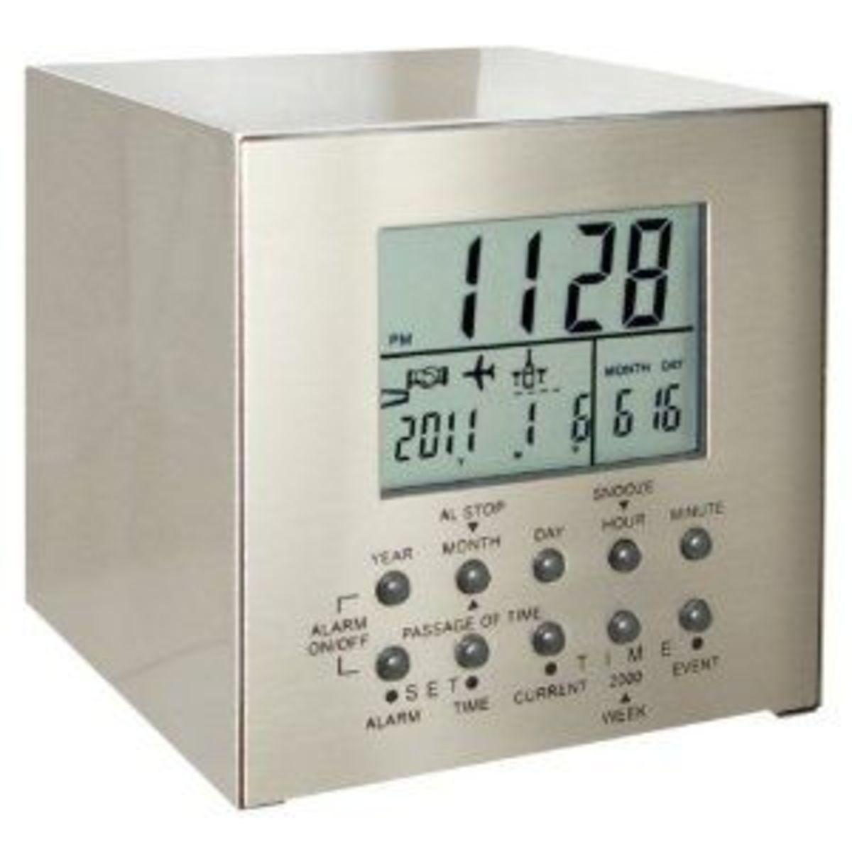 Countdown Desk Clock