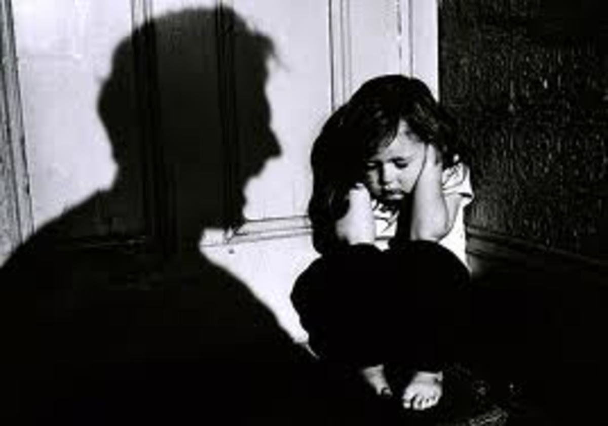 Scapegoated children are treated THE WORST in the family.They are disciplined harsher for offenses that their siblings are not.