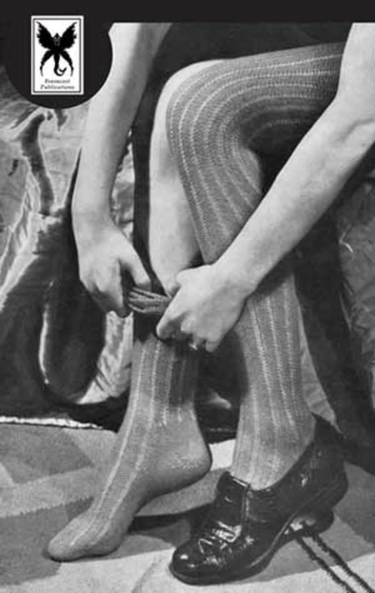 Lattice Work or Vintage Knitted by Craft Gossip