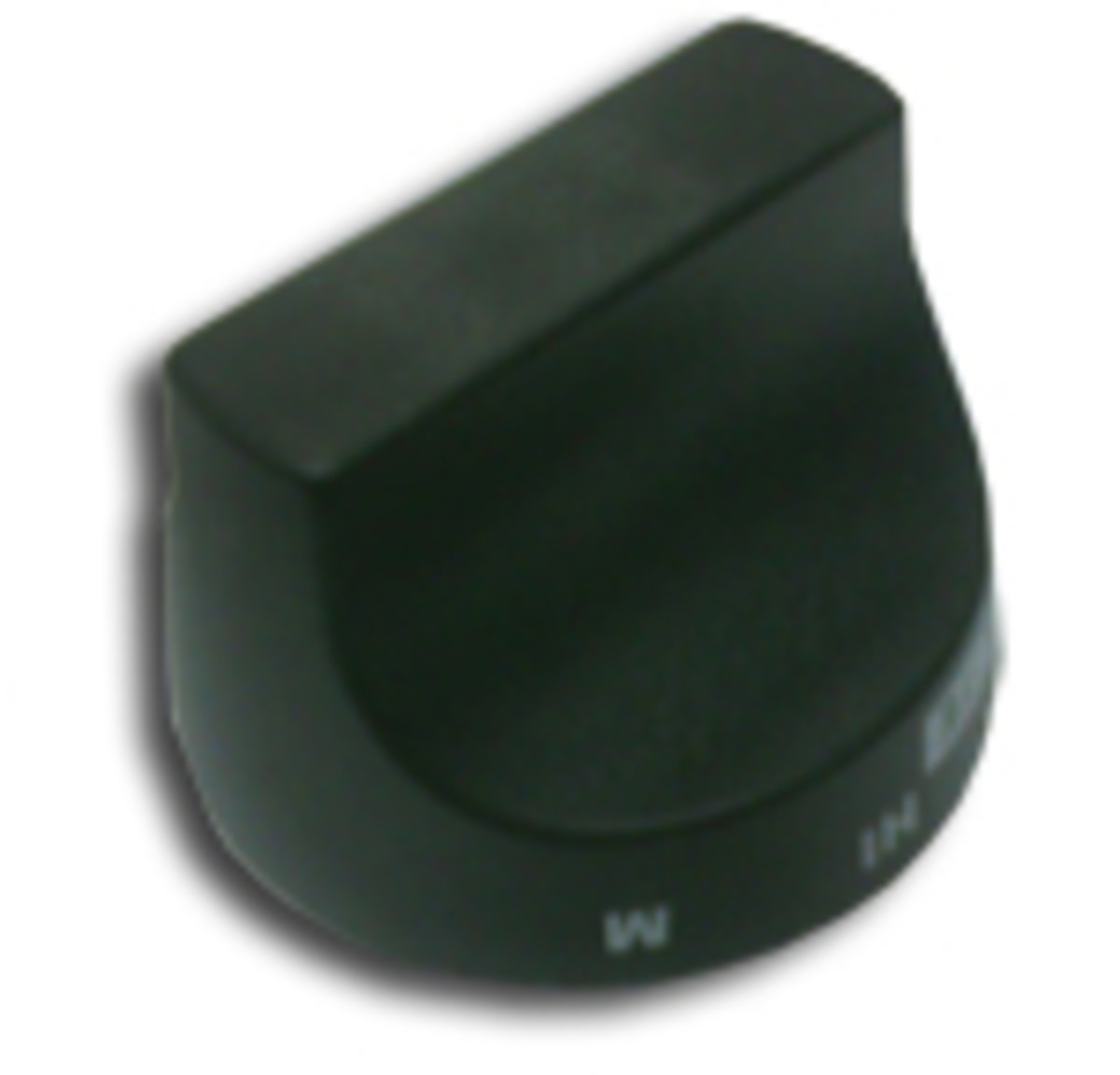"older dcs control knob is 2.5"" diameter."
