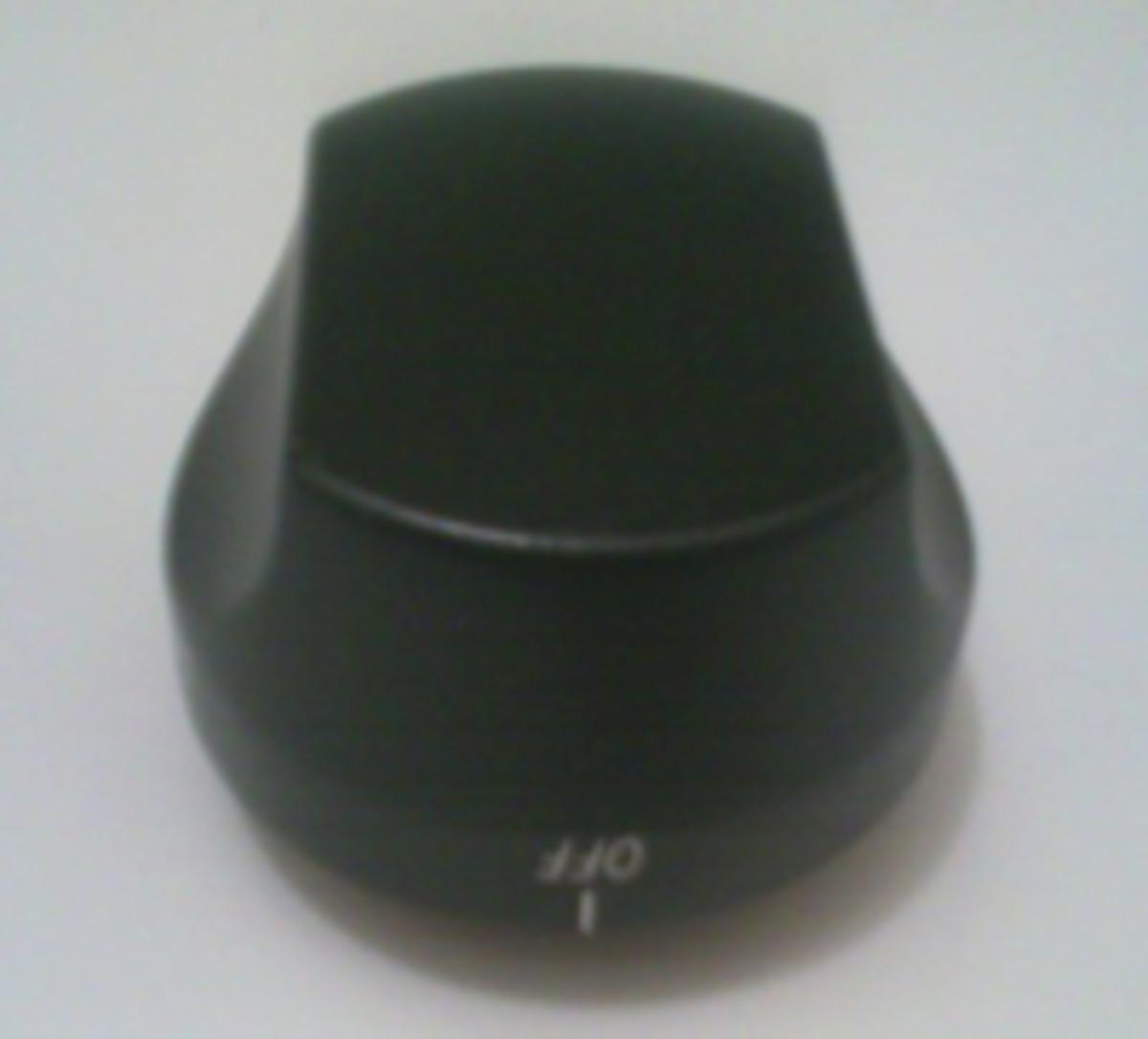"older dcs control knob is 2"" diameter."