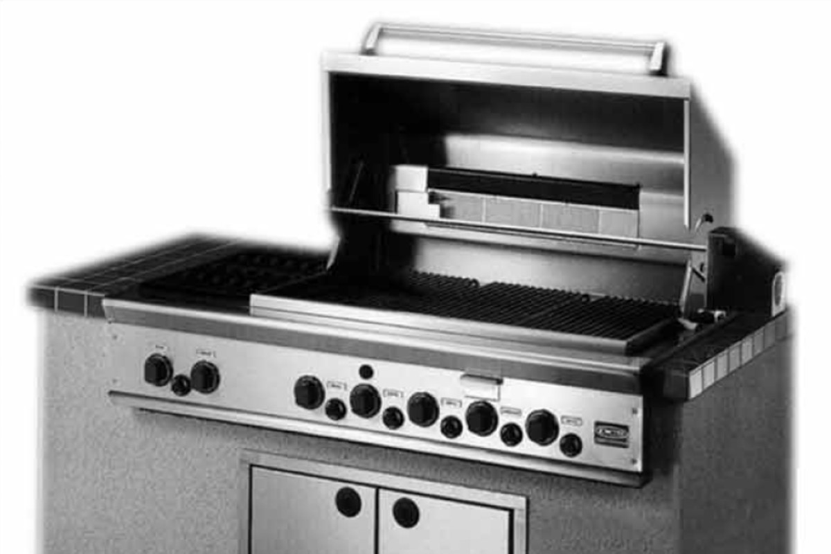 dcs bbq grills what model number do i have to know for barbecue rh hubpages com DC's Barbecue Cover DC's Oven
