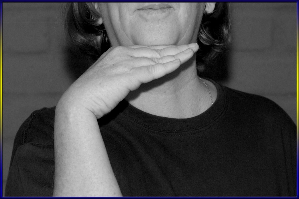 Hand Gesture meaning Bullshit