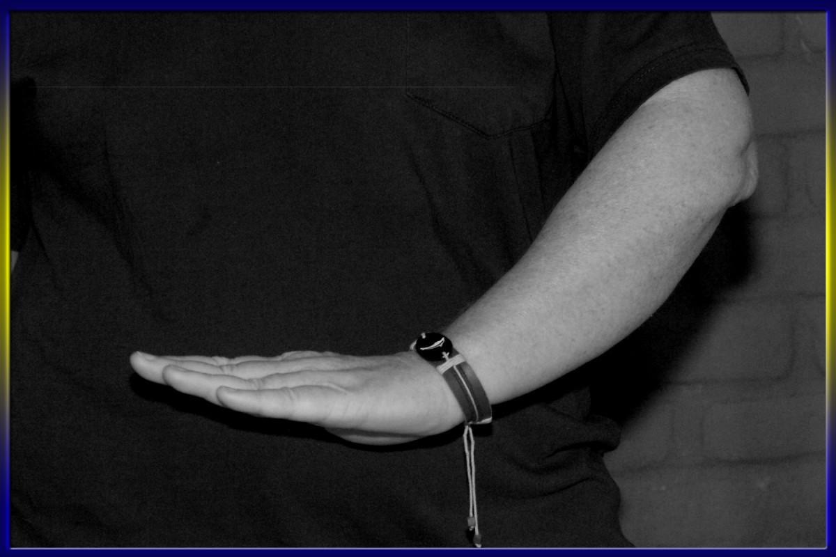 Hand Gesture for Hooker