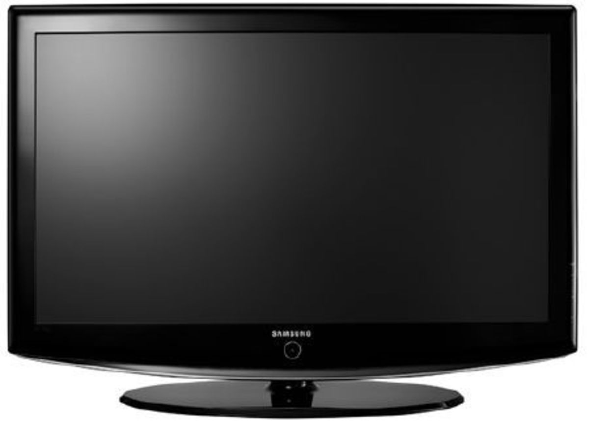 Samsung 650 Series LCD TV.