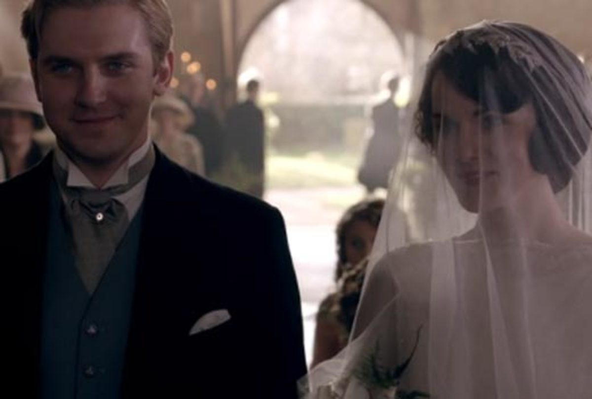 Downton Abbey Season 3 - The Wedding