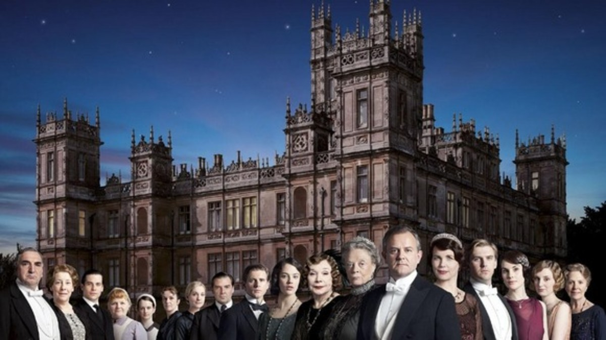 Downton Abbey Series 3 Cast
