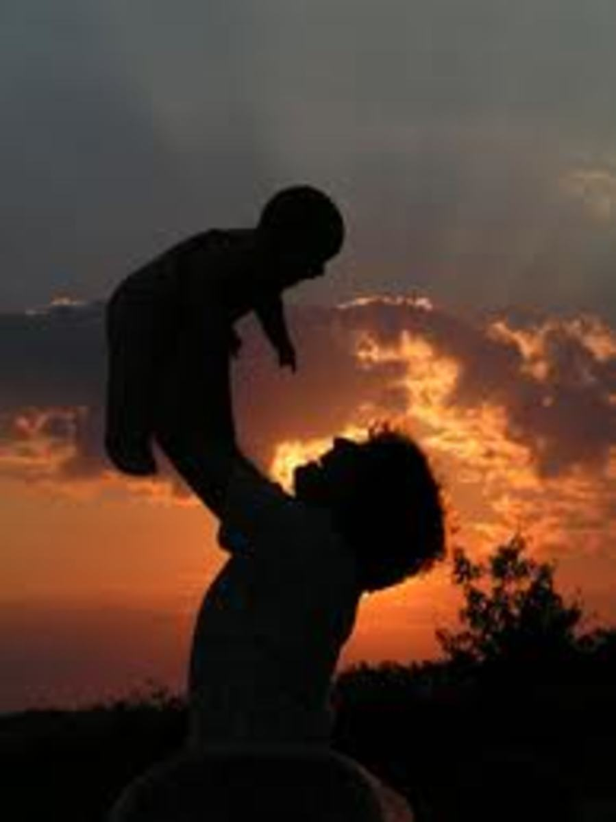There are parents who are loving, accepting,& encouraging. They know their children are not perfect & make mistakes. They view such as part of the learning & growth process.They also don't harp on mistakes that their children make.