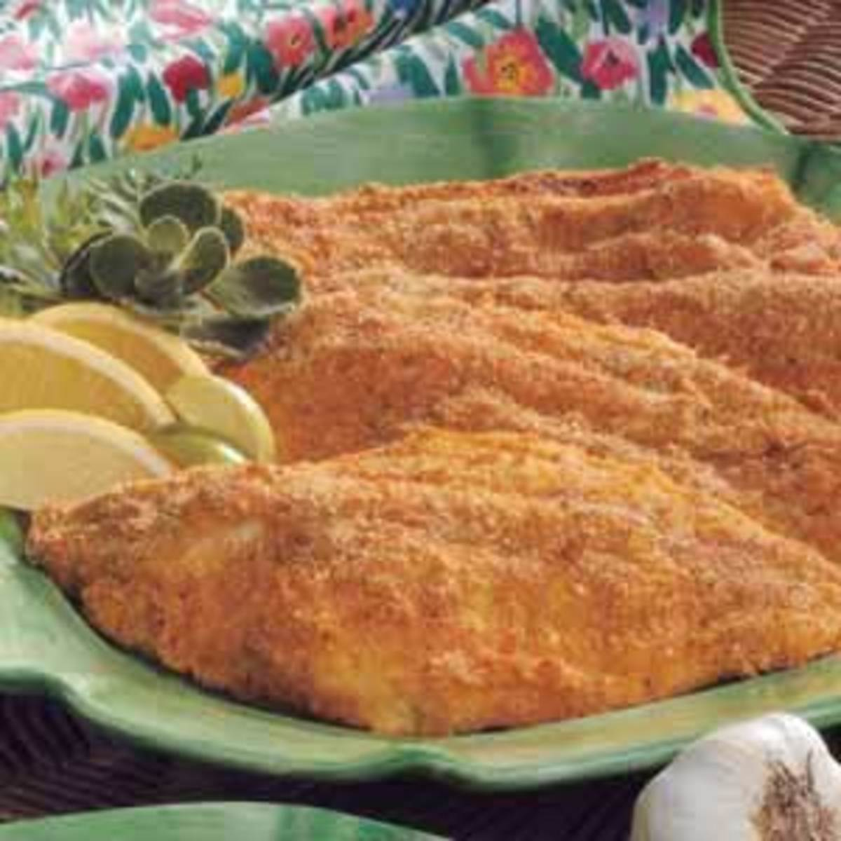 Here's How To Make The Most Delicious Catfish In The World.