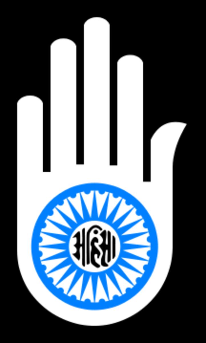 Jain Symbol of Non violence