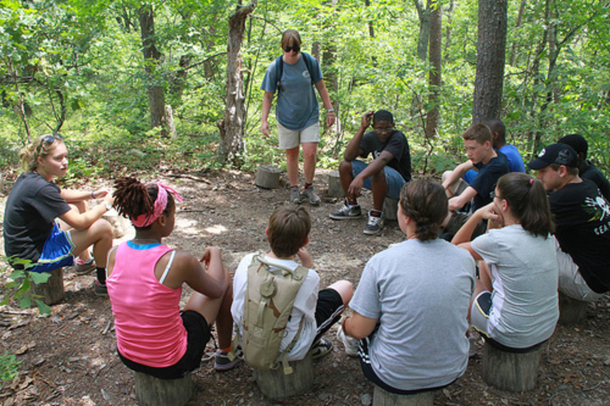 WIlderness programs are becoming very popular programs for dealing with at-risk youth.