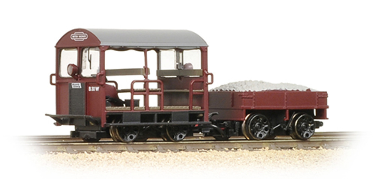Bachmann Branchline Models OO Gauge' Wickham Ganger's Trolley - said to be on the market at the latest by January, 2017
