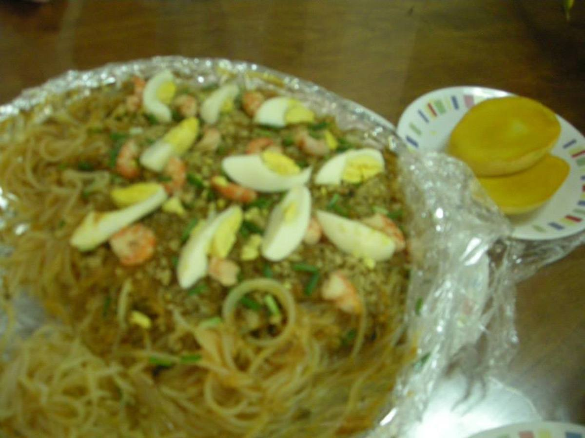 One of my favorite dish from Marinduque. This dish is the specialty of our cook from Boac
