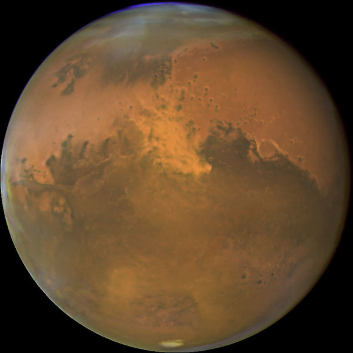 Is there life on Mars? - the debate