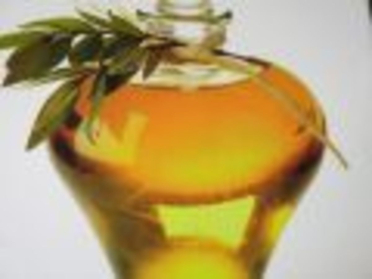 Cooking Oils as Massage Oils and More: The Healthy Benefits
