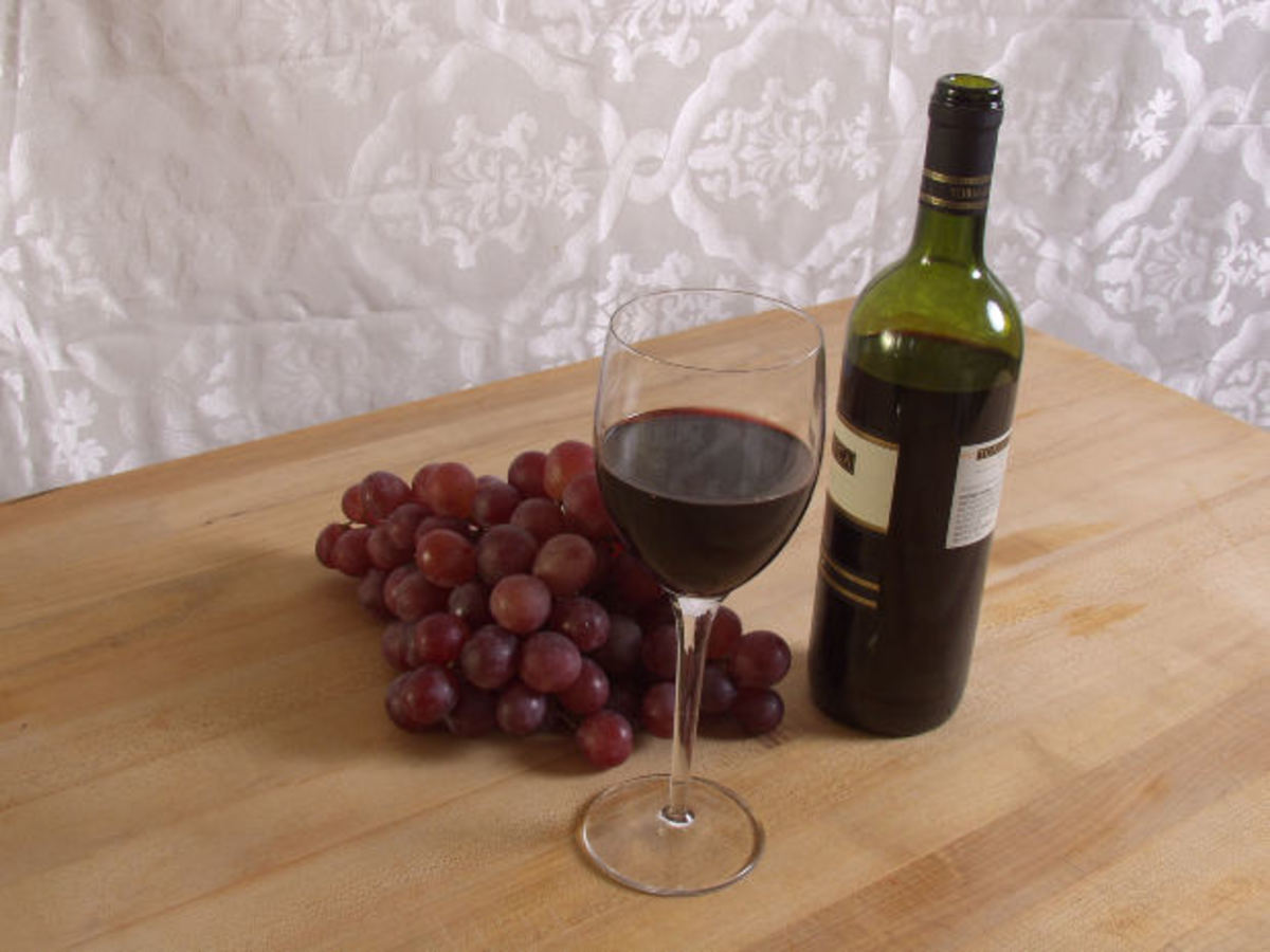 5 Homemade Christmas wine recipes from around the world