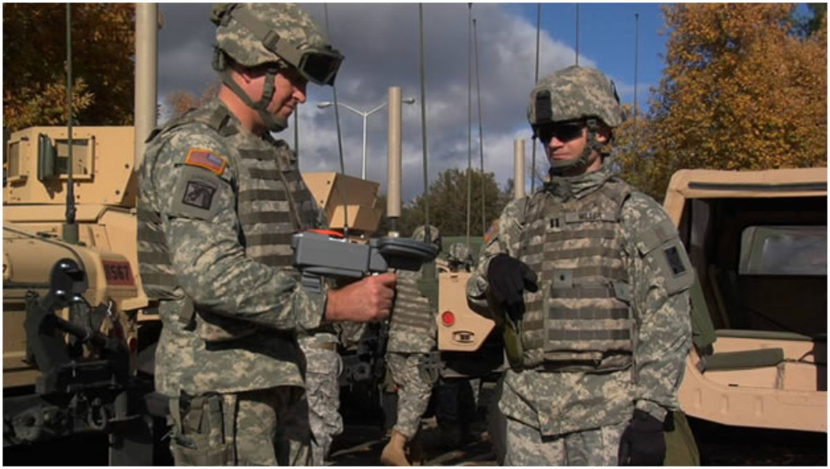 H3Tec detector reportedly sent to Middle East for use by US Army troops