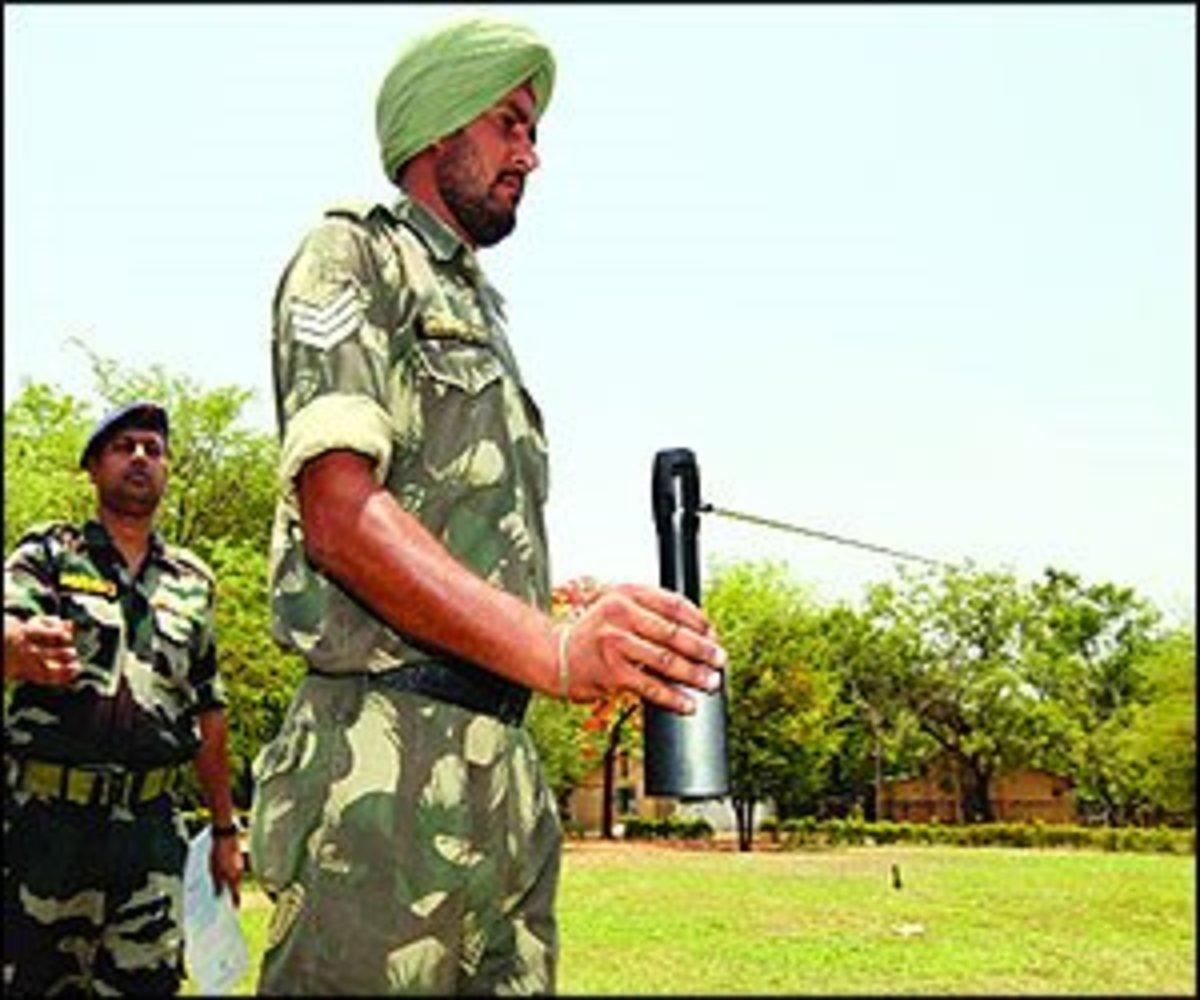 GT200 under demonstration test in India
