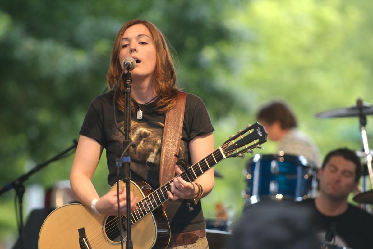 Brandi Carlile - Live outdoors