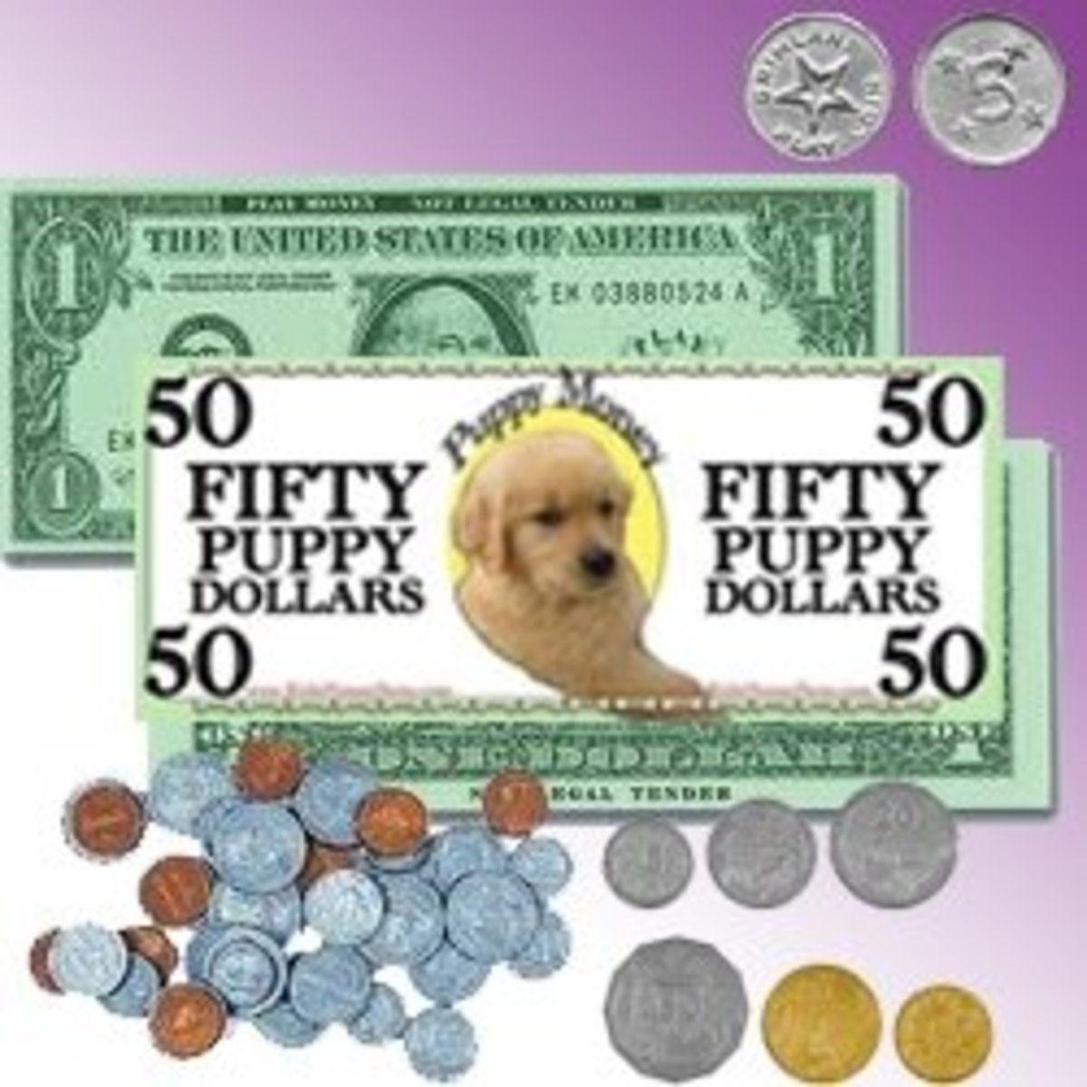 picture about Fake Money Printables known as Absolutely free Printable Participate in Cash For Training Children HubPages