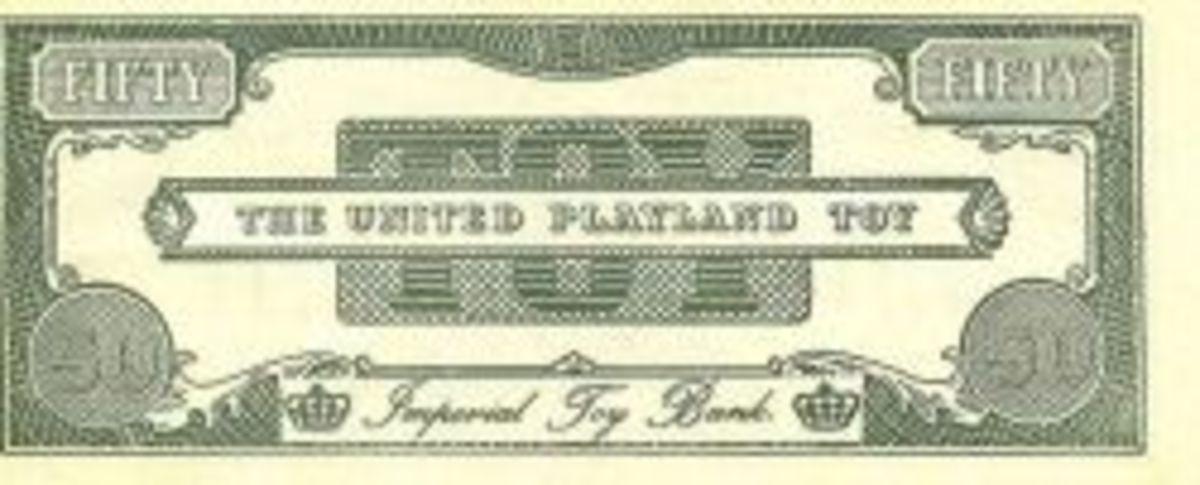 $50 bills
