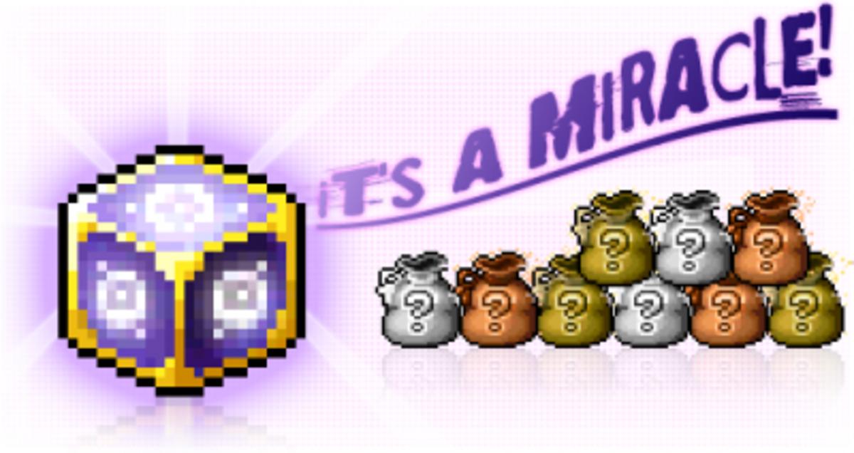 Miracle Cubes & Meso Sacks