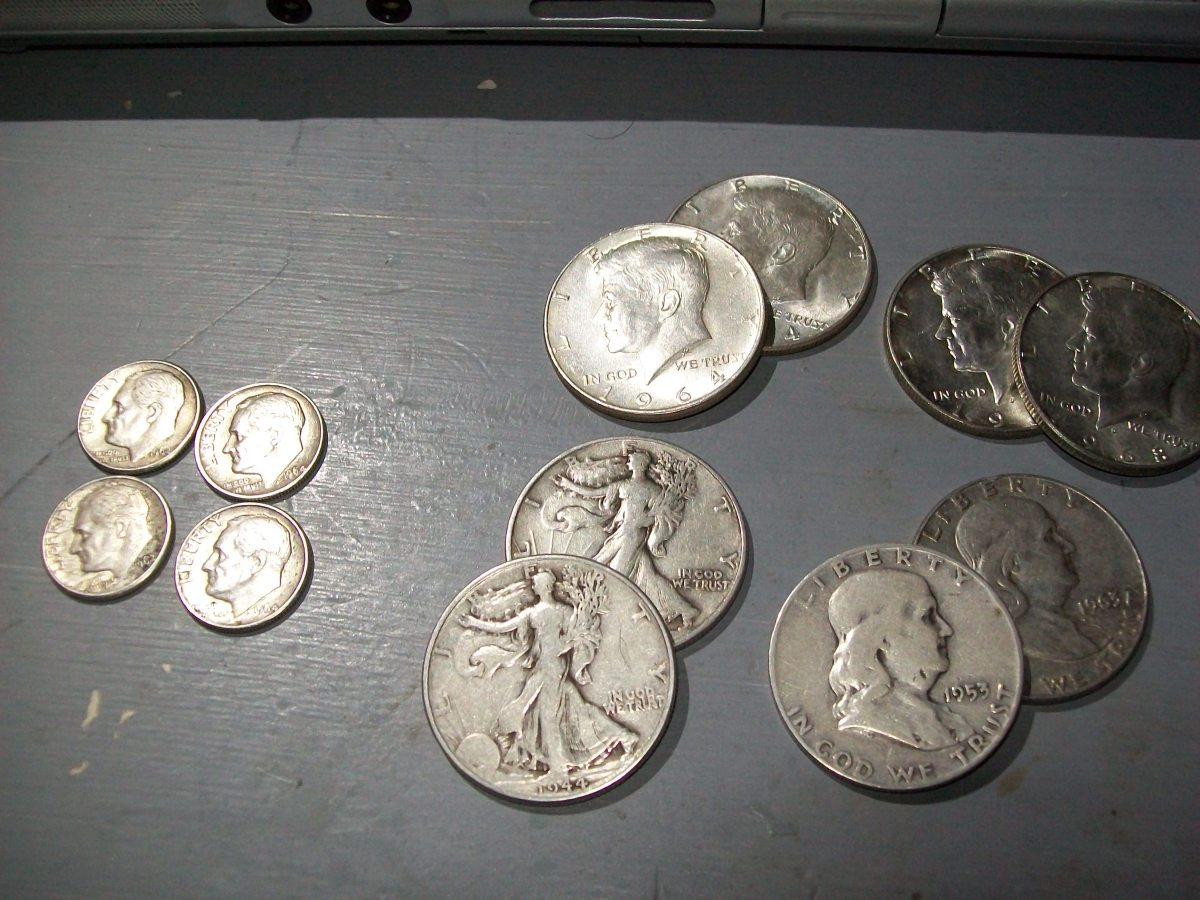 Collecting Silver Coins - A Guide For Cashiers At Work