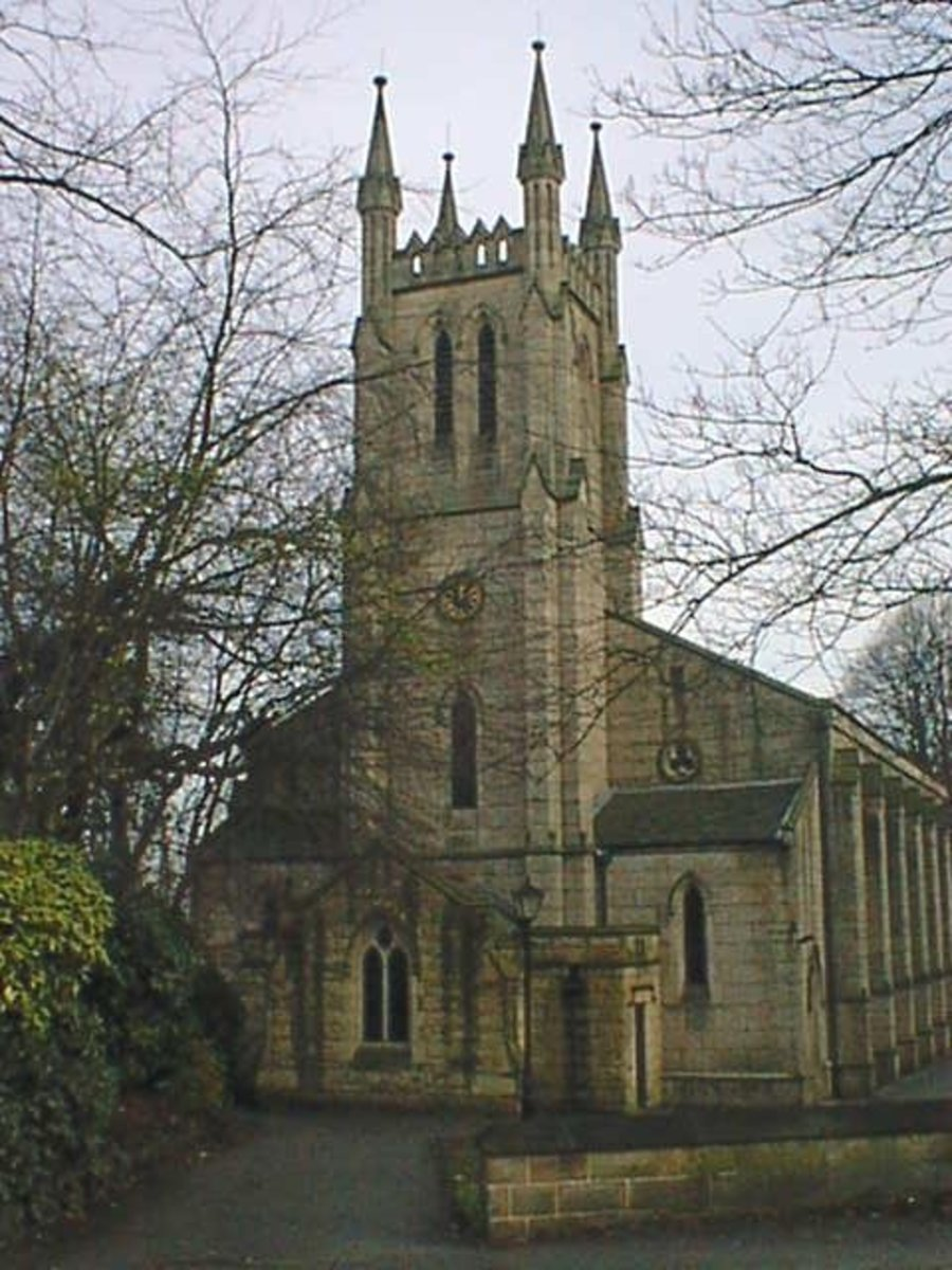Holy Trinity Church Newbold