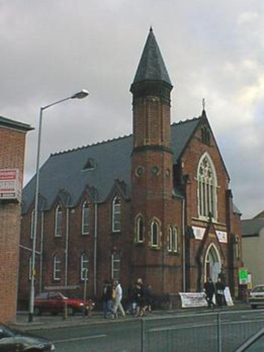 Holly Well Cross Church