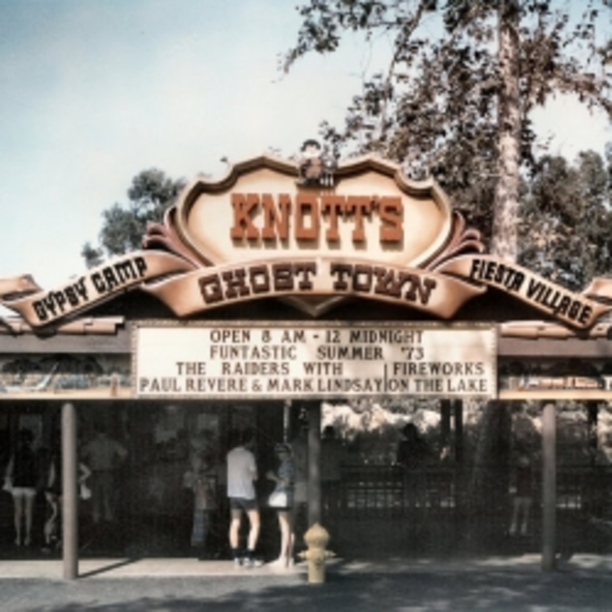 Knott's Berry Farm - A retrospective