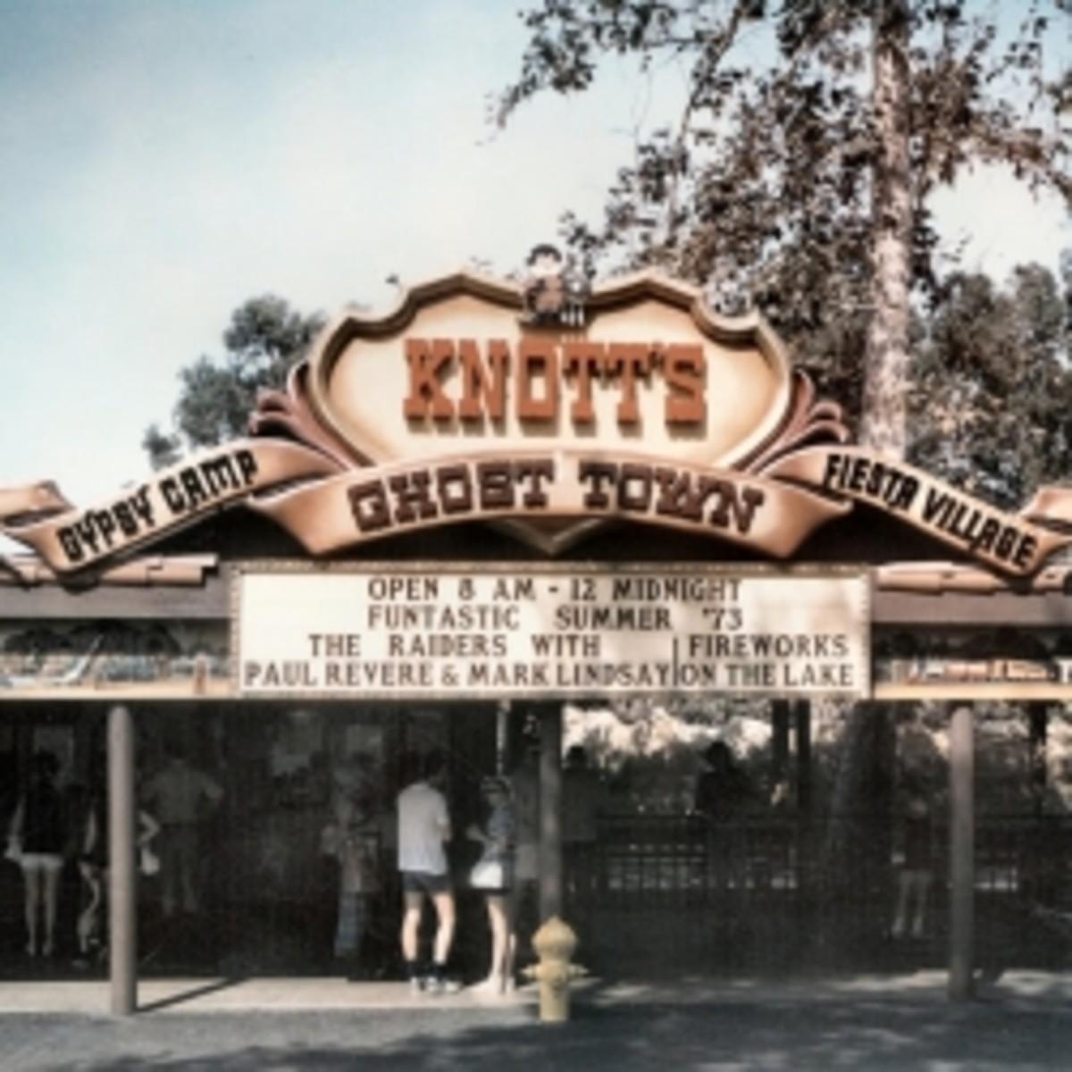 Knott's Berry Farm - A retrospective