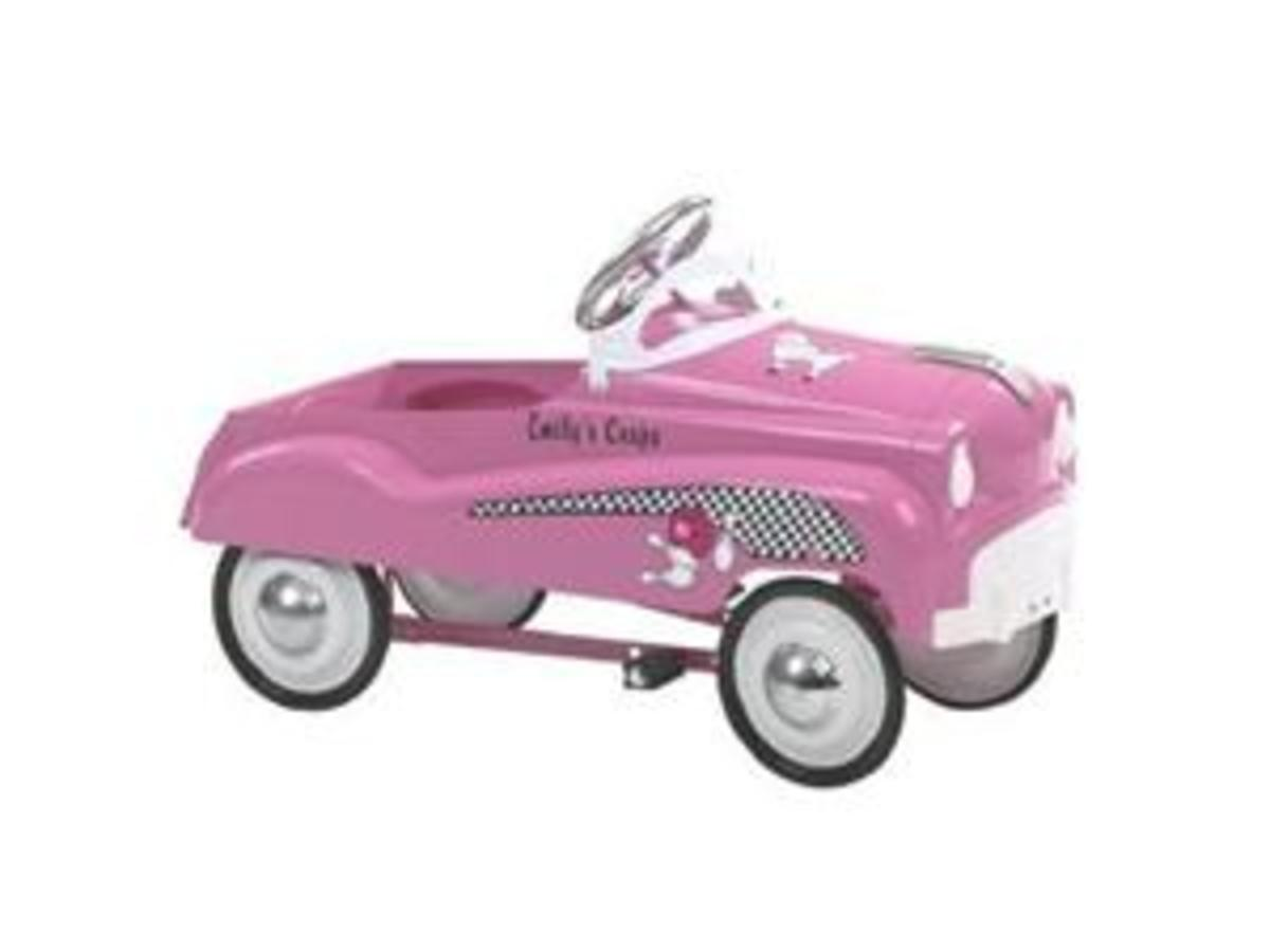 Pedal Car for Girls