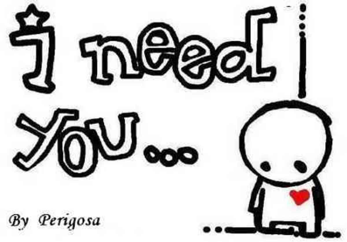 Men Need to Feel Needed