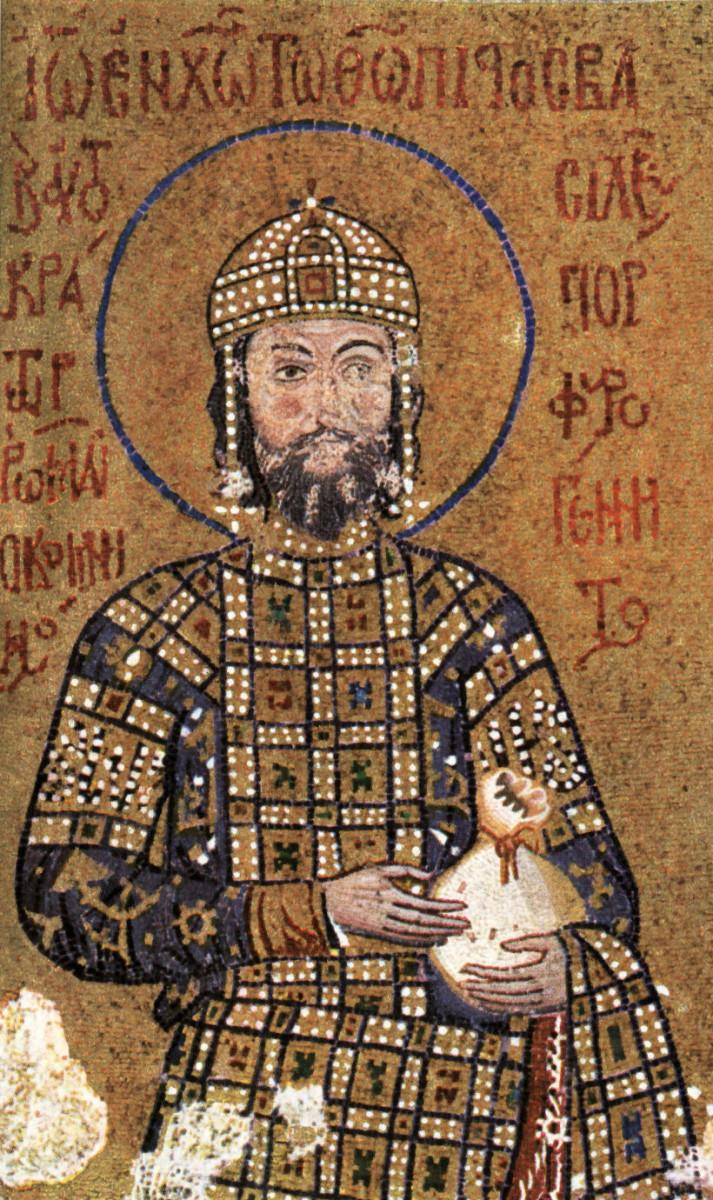 Emperor John II Komnenos, son of Alexios