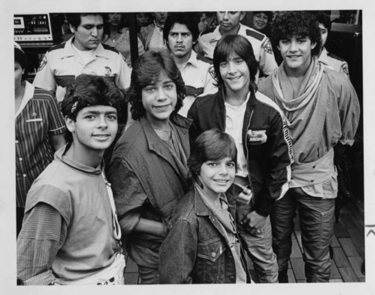 The lineupo Menudo Members fomthe Golden Era (1980-1986) were Robby Rosa, Ray Reyes, Roy Rosello, Chalie Masso, and Ricky Martin.