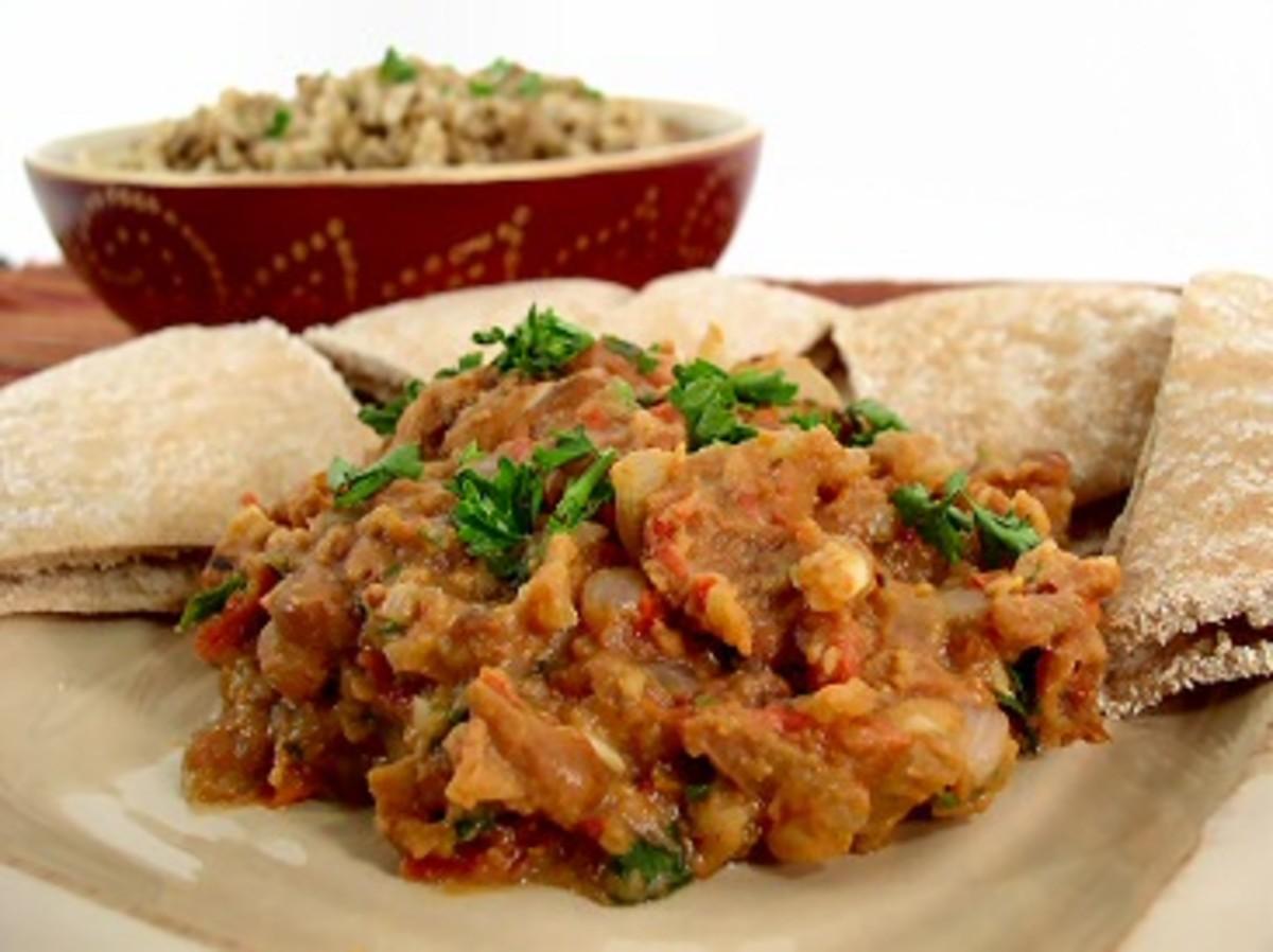 ancient african food recipes