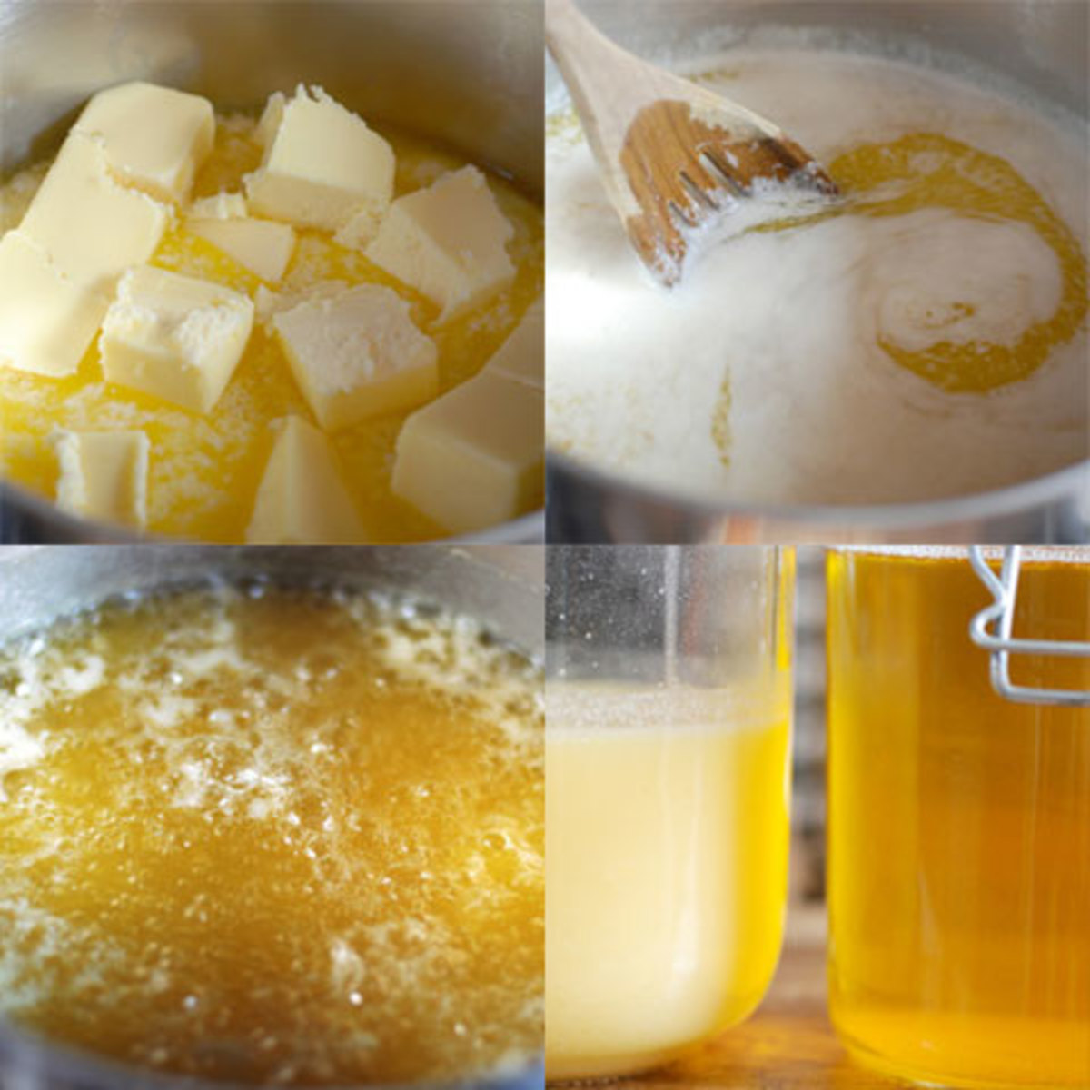Ghee, known as samna in Egypt