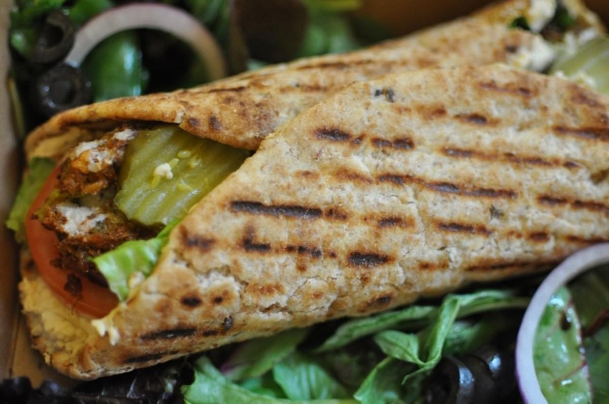 Egyptian Fava Falafel