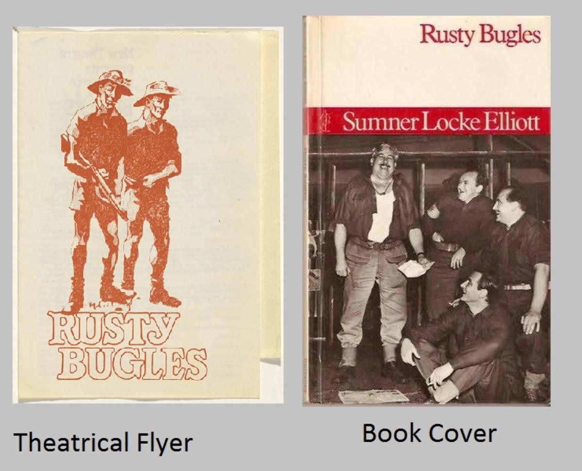 Rusty Bugles: Australian War Comedy