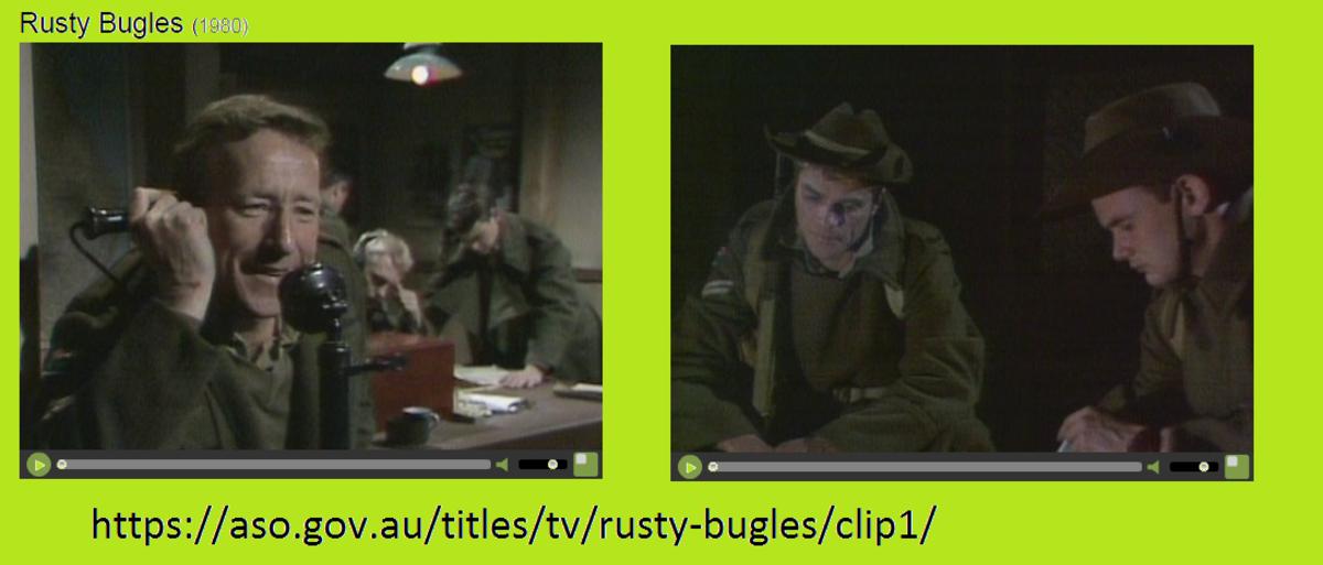 rusty-bugles