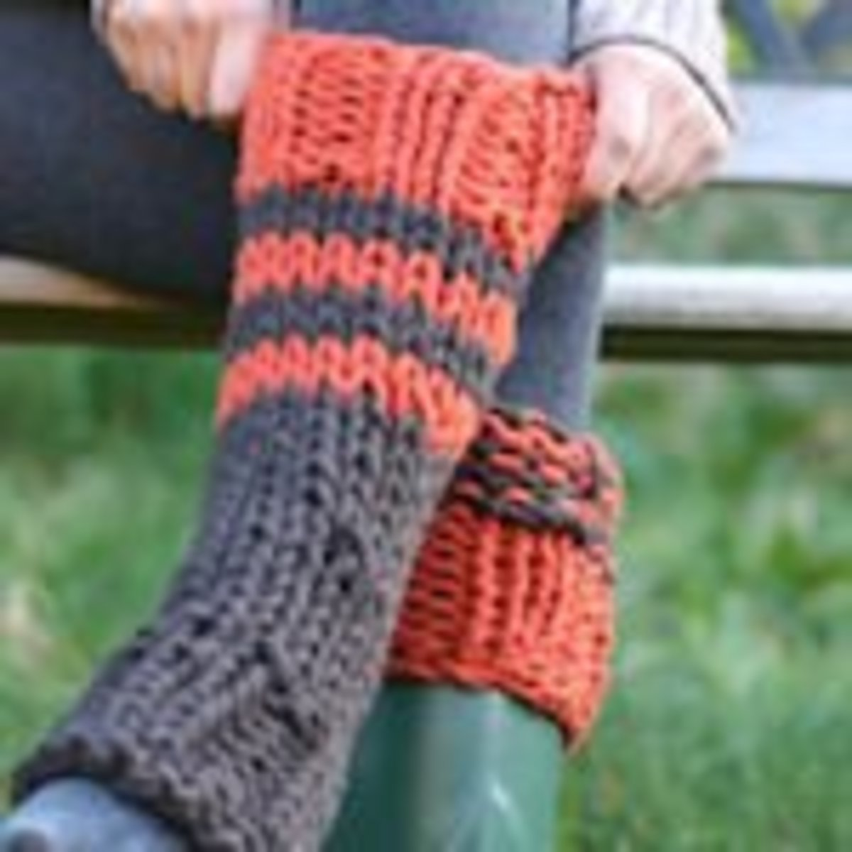Baby Leg Warmers Pattern - Free Pattern Cross Stitch