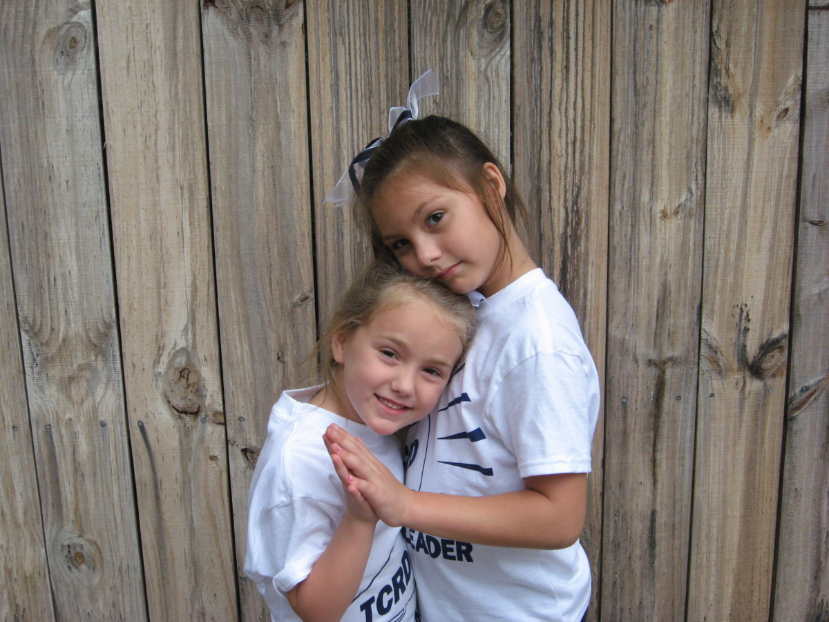 Alexis and Audrie