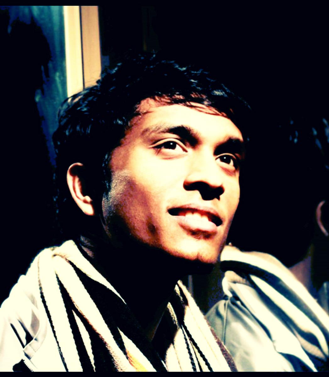 TEEJAY Tamil UK Artist BIO.