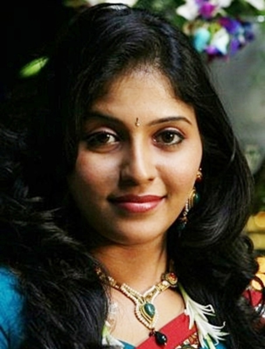 Beautiful Actresses of South Indian Films