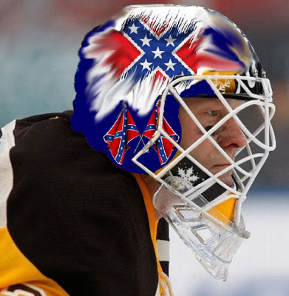 The Extreme Right Political Views Of Boston Bruins Goalie
