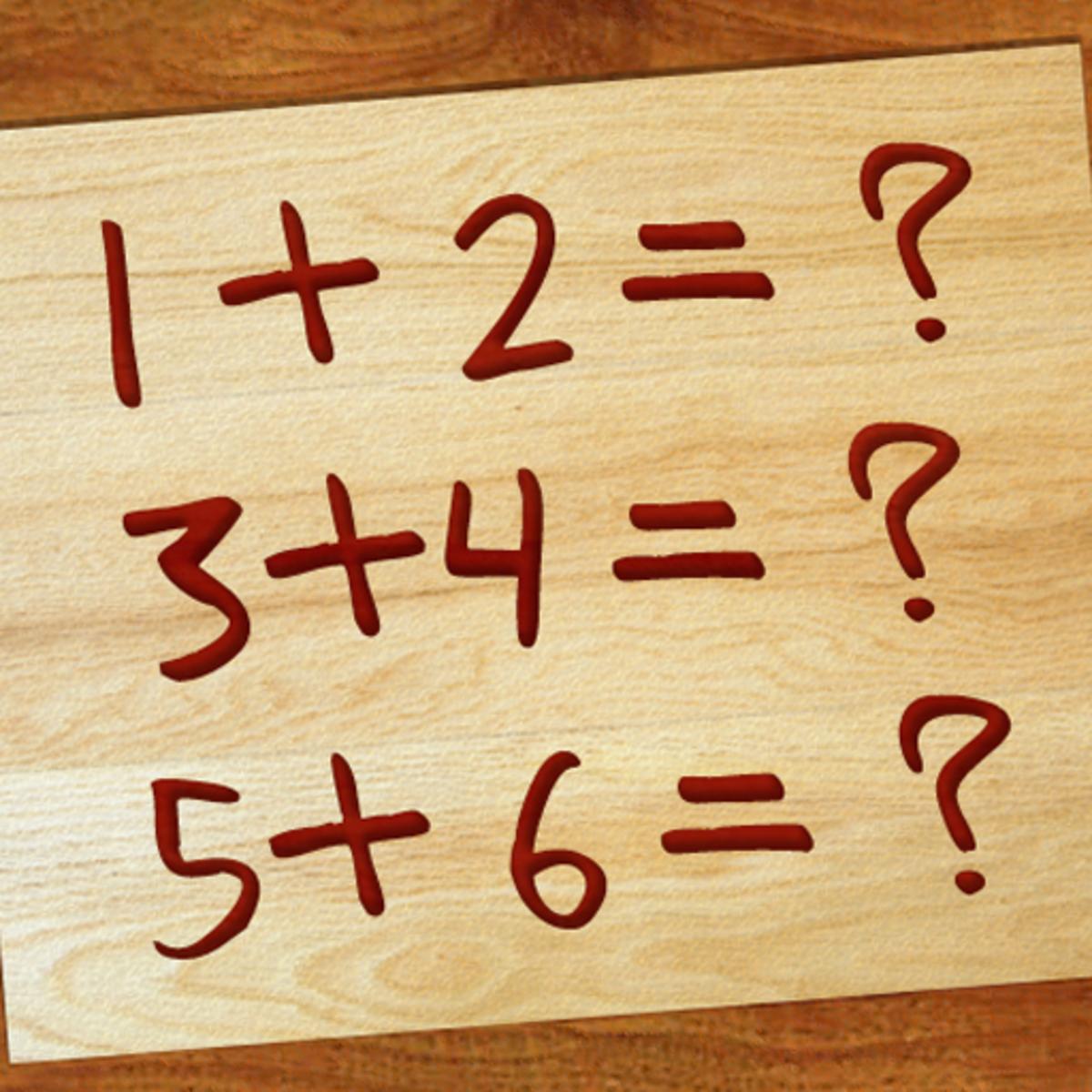 Let's Do the Math app