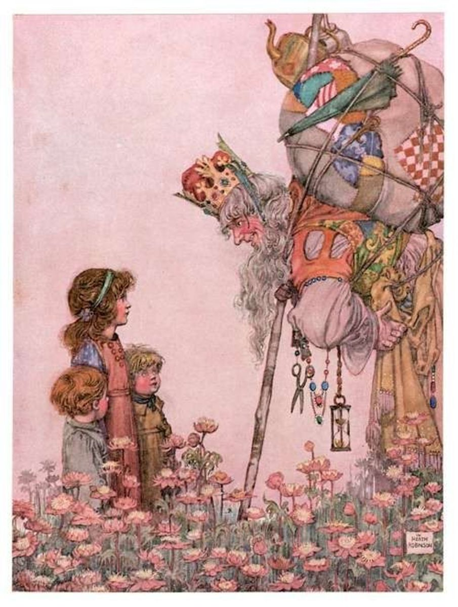 illustration by William H. Robinson