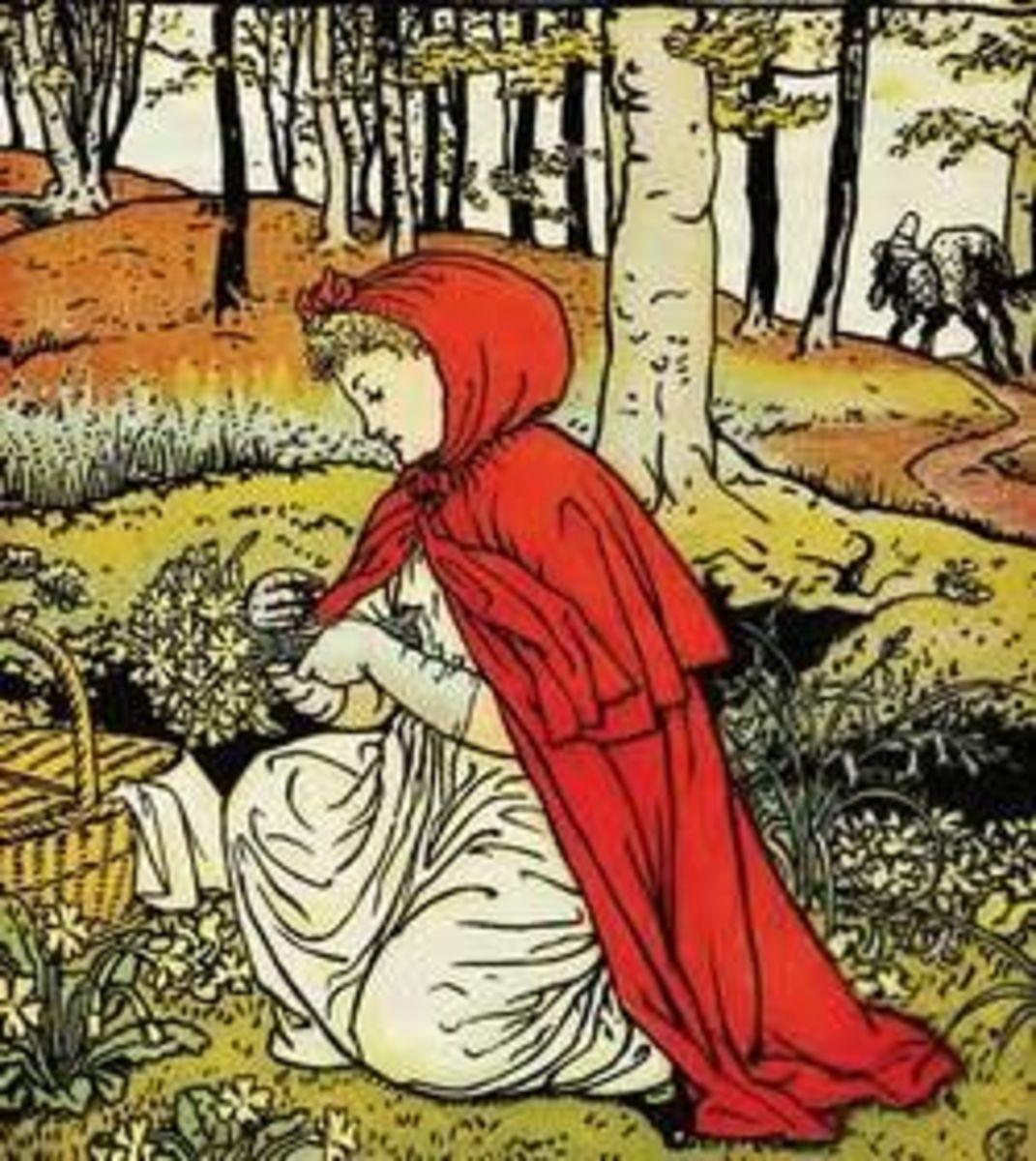 Great example of heroine in fairy tales