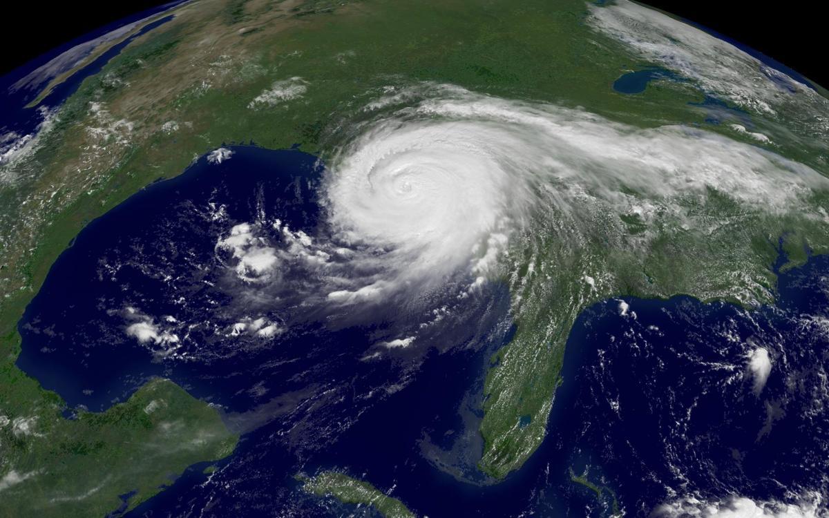 Tropical Revolving storm (TRS)